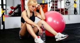 Fitnessfehler von Frauen