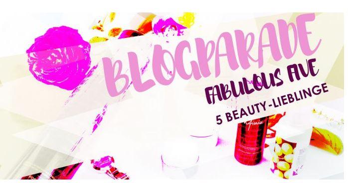 Blogparade Fabulous Five