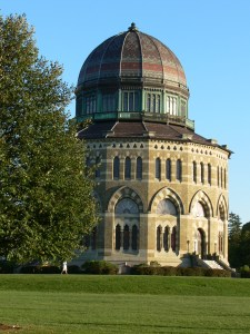 Nott Memorial at Union College in Schenectady NY