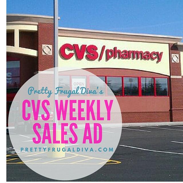 CVS Weekly Sales Ad 10/23 – 10/29