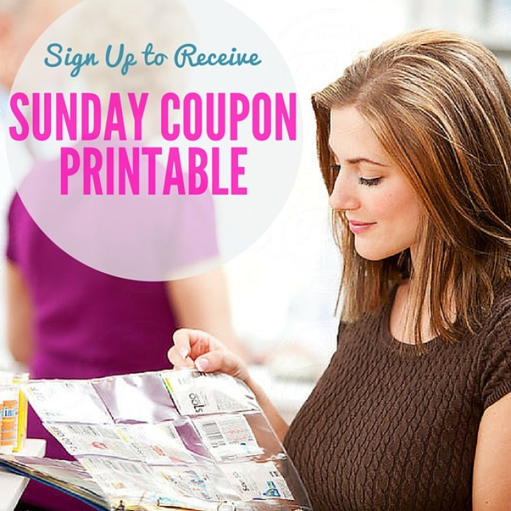 Sunday Coupon Preview 404