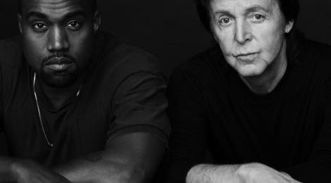 Kanye West - Only One (Ft. Paul McCartney)