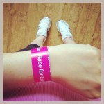 J'ai couru la Race for Life…