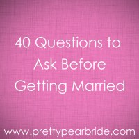 {Wedding Tip Thursday} 40 Questions to Ask Before any Plus Size Bride Gets Married