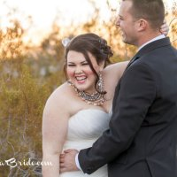{Real Plus Size Wedding} Desert Love by Casey Hendrickson Photography