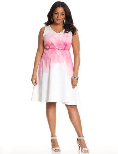 plus size bride, curvy brides, lane bryant, lela rose