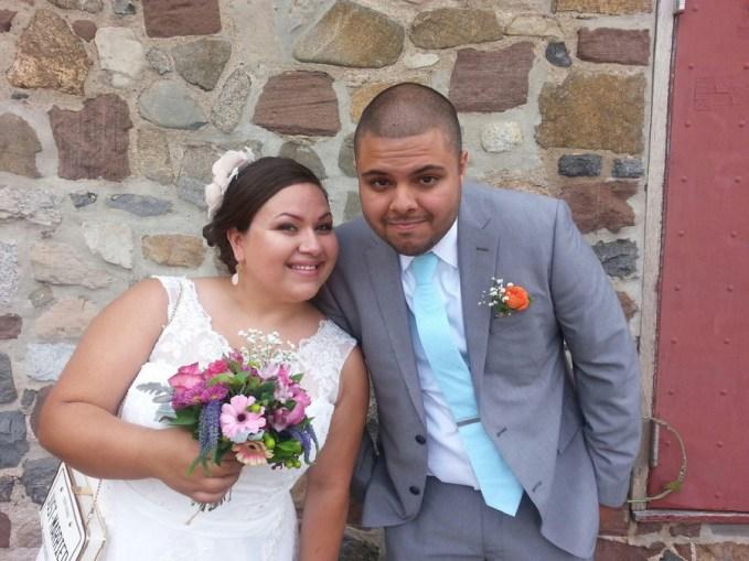Budget Brooklyn Wedding   Pretty Pear Bride