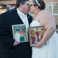{Curvy Real Wedding} Winter Wedding in Wisconsin | Rebecca Pfeifer Photography