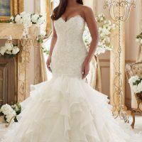 Plus Size Wedding Gowns | Mori Lee | Julietta Collection