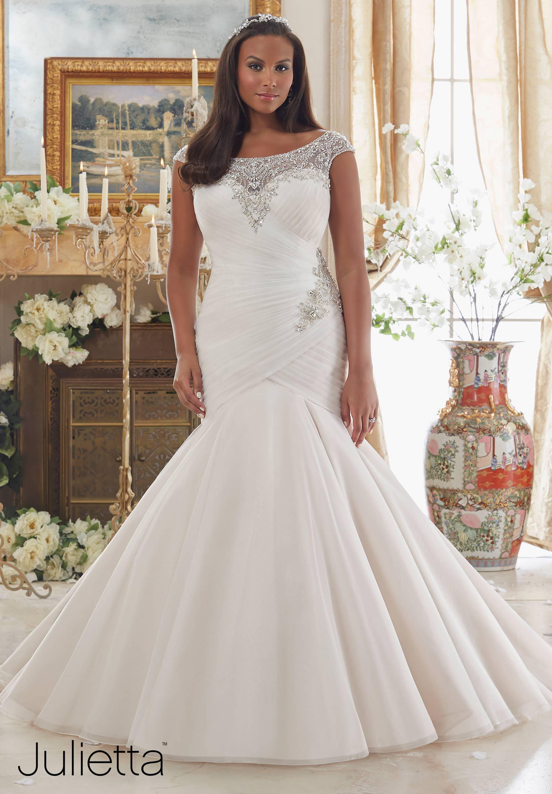 plus size wedding gowns mori lee julietta collection plus size wedding gowns Plus Size Wedding Gowns Mori Lee Julietta Collection Pretty Pear Bride