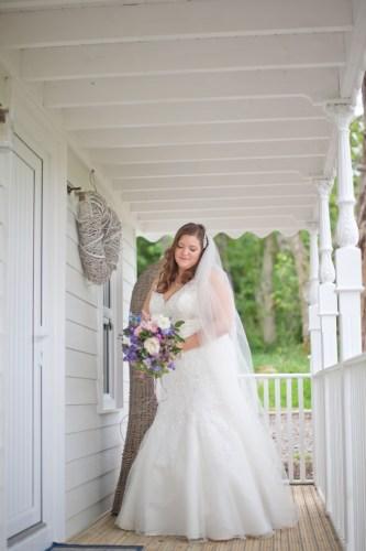 plus size bride, diy, vintage uk wedding