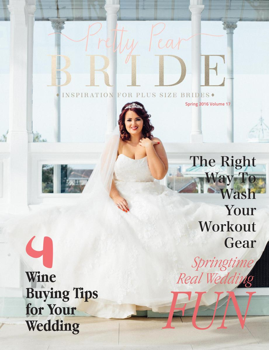 Pretty Pear Bride Magazine Spring Issue 2016 is Here