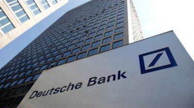 DEUTSCHE BANK, PAGARÁ MULTA DE US$ 630 MILLONES, POR NO BLOQUEAR LAVADO DE DINERO RUSO.