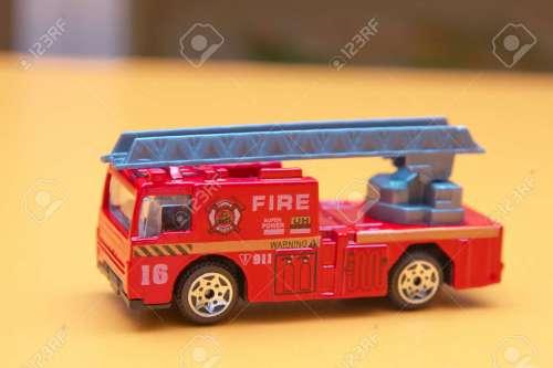 Medium Of Fire Truck Toy