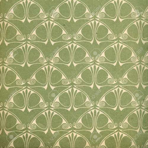 Medium Crop Of Art Nouveau Wallpaper