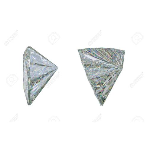 Medium Crop Of Trillion Cut Diamond