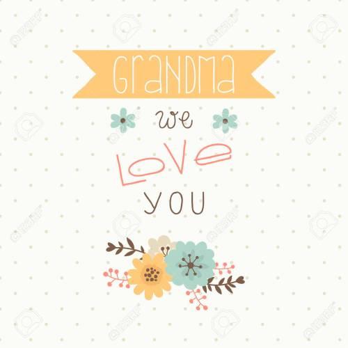 Medium Of Happy Mothers Day Grandma