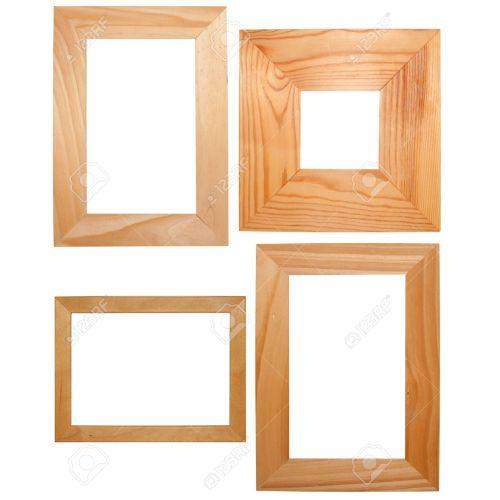 Medium Crop Of Wooden Picture Frames