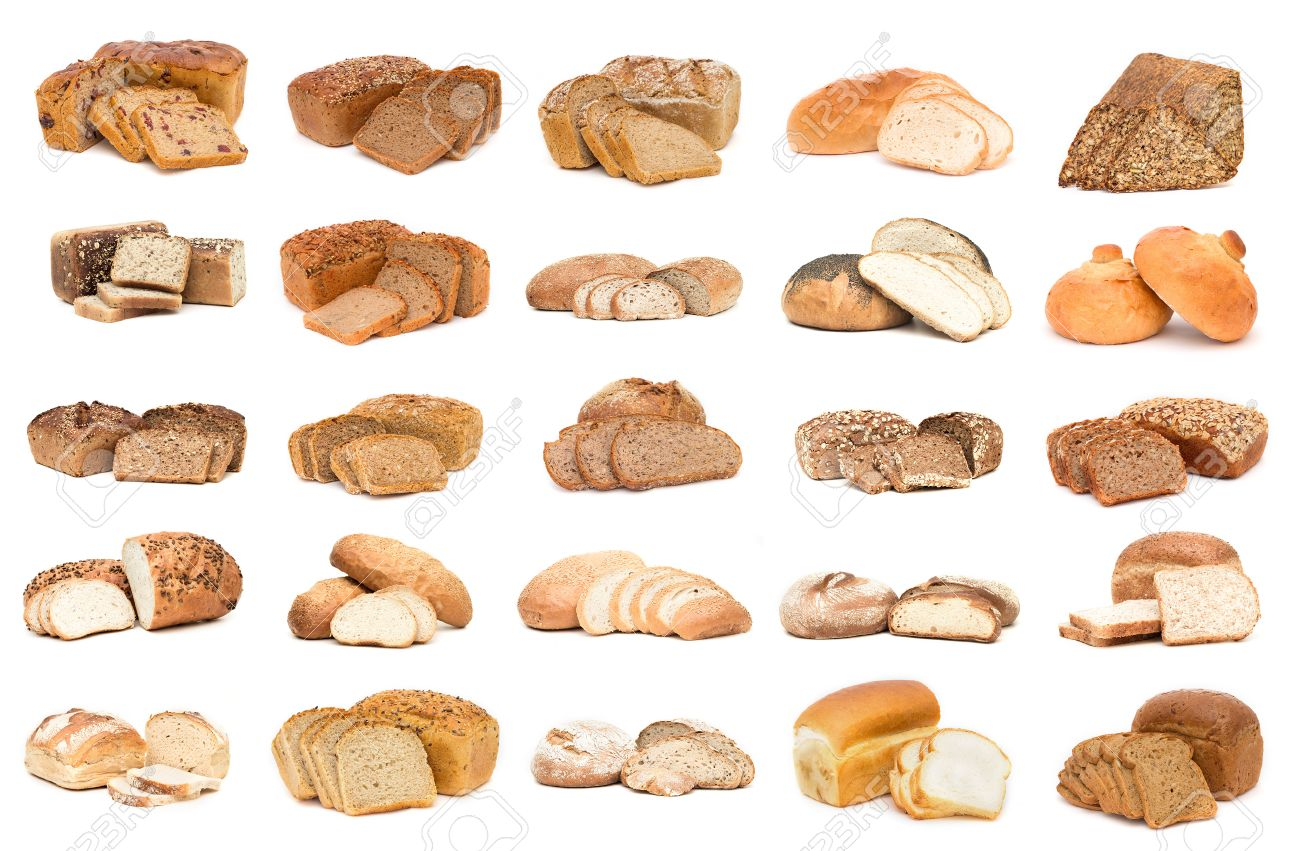 Fullsize Of Types Of Breads