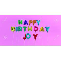 Small Crop Of Happy Birthday Joy
