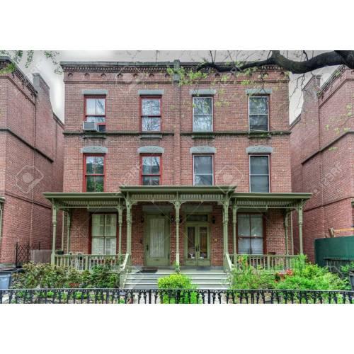 Medium Crop Of Row House Harlem