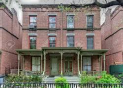 Small Of Row House Harlem