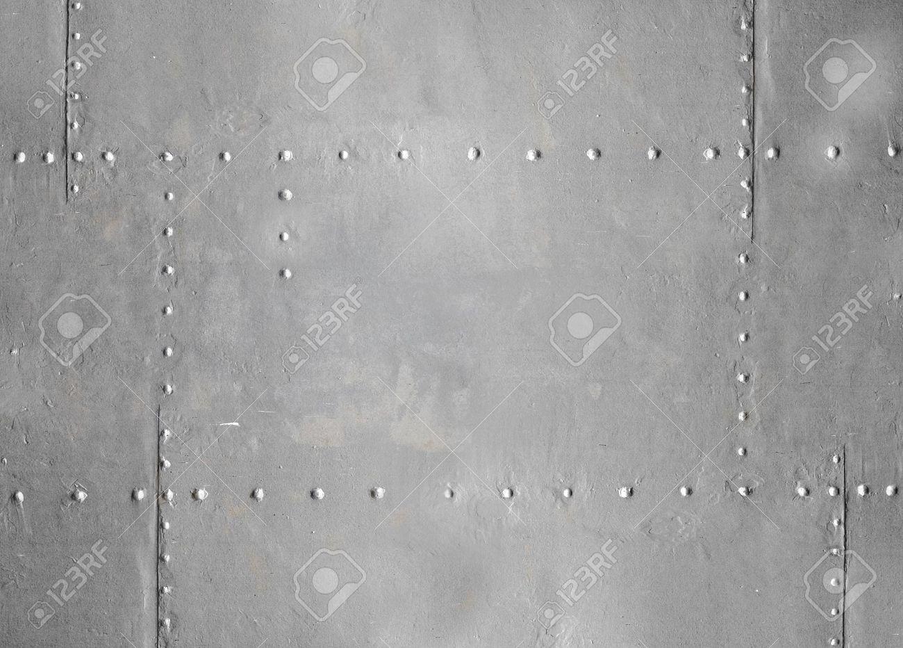 Smooth Metal Floor Texture