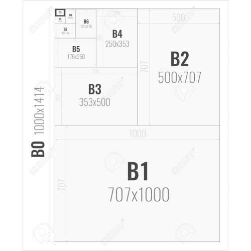 Medium Crop Of Photo Paper Sizes