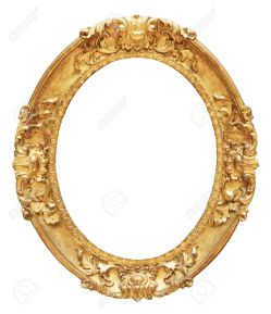 Small Of Oval Picture Frame