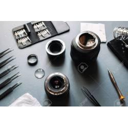 Small Crop Of Precision Camera Repair