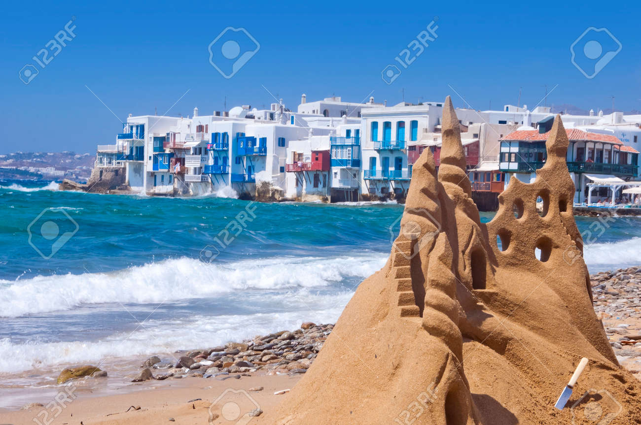 Mykonos Island  Greece Stock Photo  Picture And Royalty Free Image     Mykonos Island  Greece Stock Photo   27401787