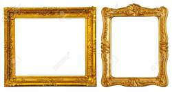 Small Of Gold Picture Frames