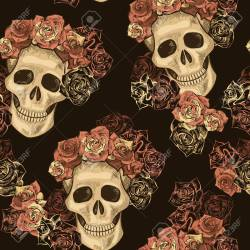Small Of Dia De Los Muertos Wallpaper