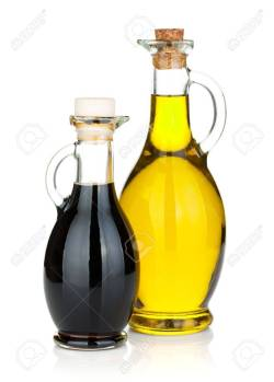 Small Of Oil And Vinegar Bottles