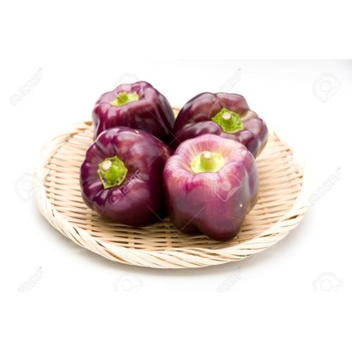 Medium Crop Of Purple Bell Pepper