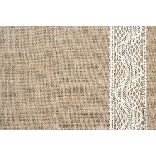 Medium Crop Of Burlap And Lace Background