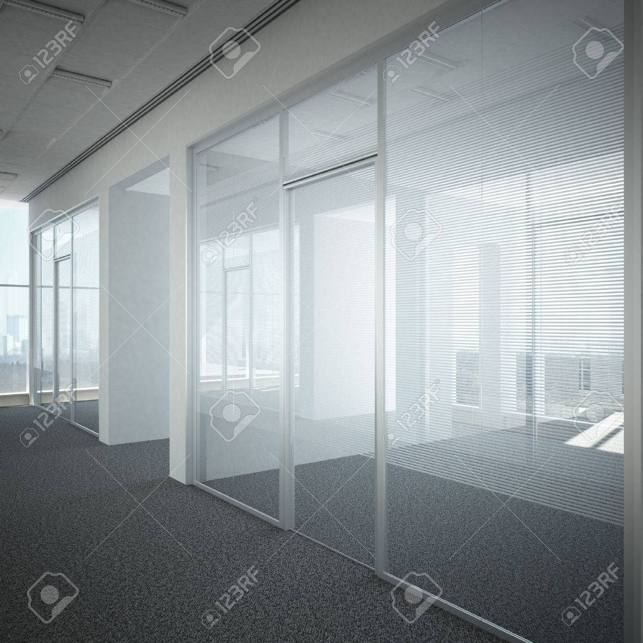 white office chair ikea qewbg. wonderful white office chair ikea qewbg corridor door glass stock photo render h