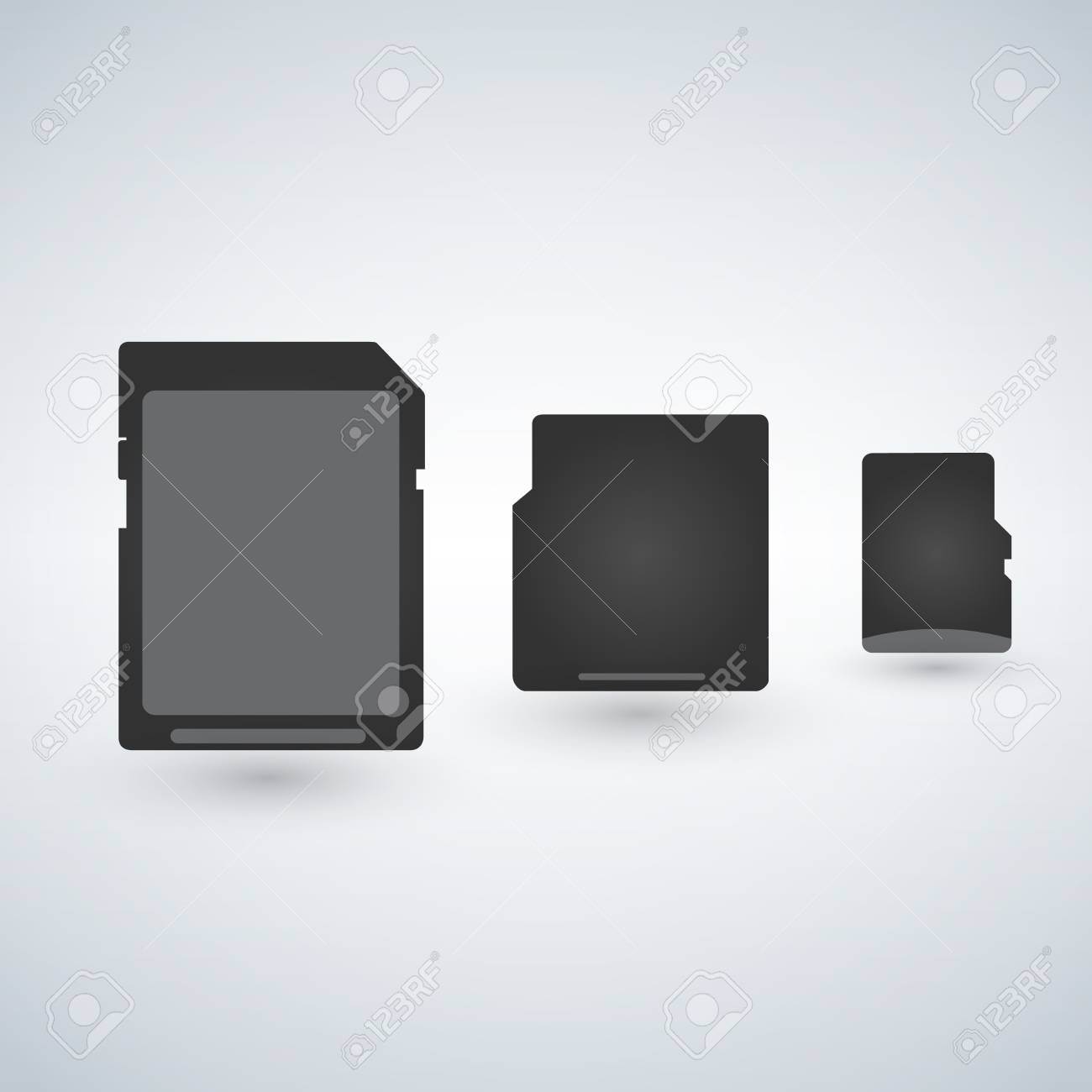 Affordable Sdhc Sdxc Cards Icons Vector Royalty Sdhc Vs Sdxc Gopro Sdhc Vs Sdxc Uhs I Sdxc Cards Icons Vector Stock Vector Sdhc dpreview Sdhc Vs Sdxc