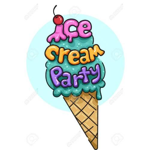 Medium Crop Of Ice Cream Party