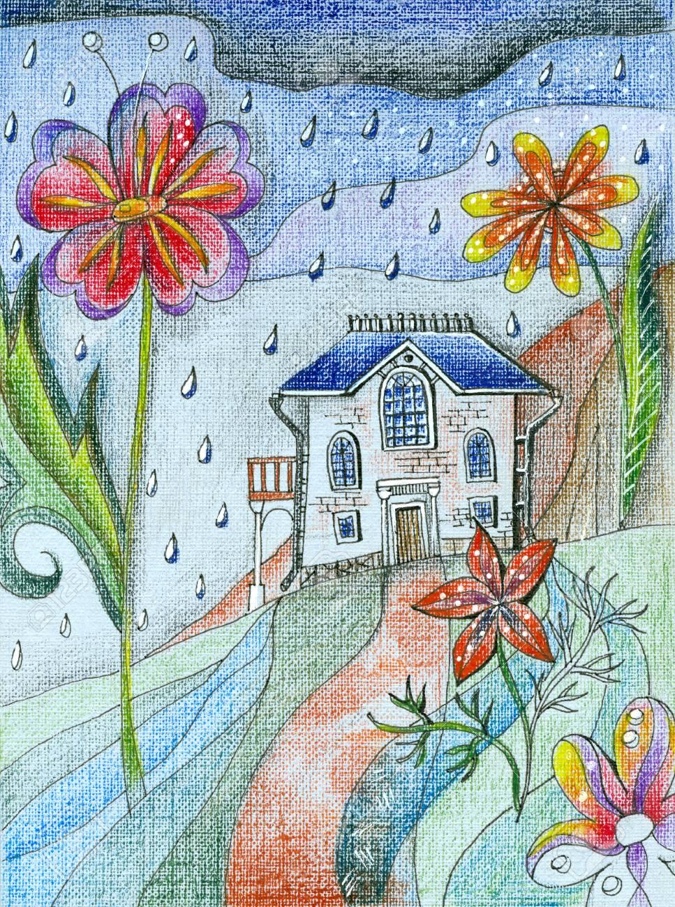 Fullsize Of Cozy Little House