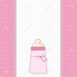 Small Crop Of Baby Shower Background