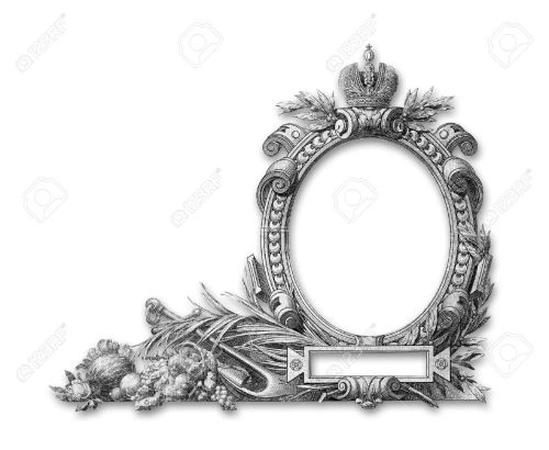 Medium Of Victorian Picture Frames