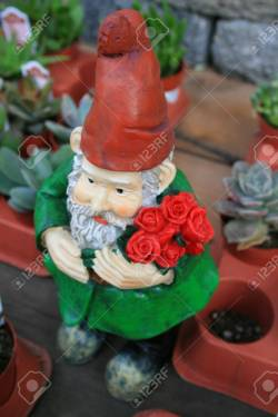 Small Of Small Garden Gnome