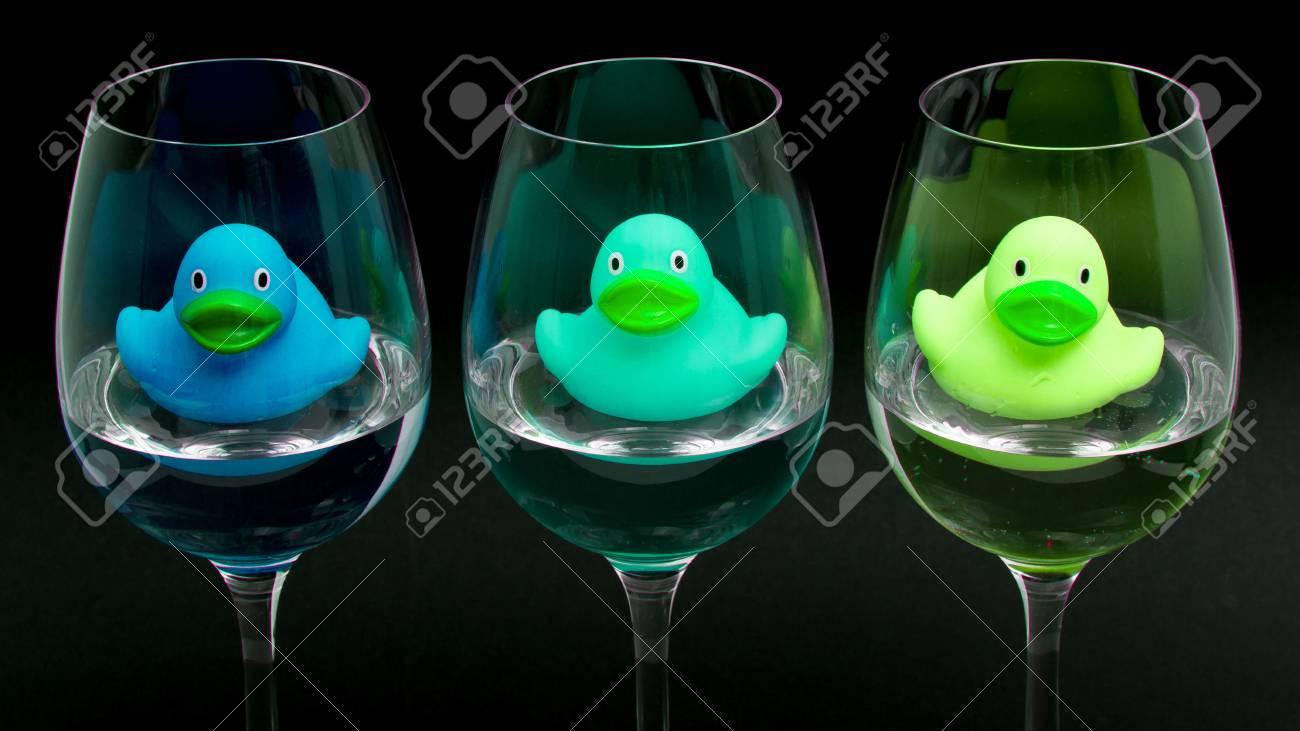 Impeccable Green Rubber Ducks Background Stock Silicone Rubber Wine Glasses Rubber Wine Glasses Sale Background Stock Photo Blue Green Rubber Ducks Blue bark post Rubber Wine Glasses