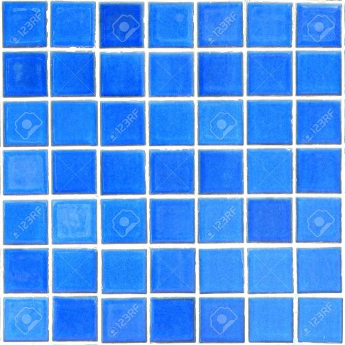 Medium Crop Of Blue Mosaic Tile