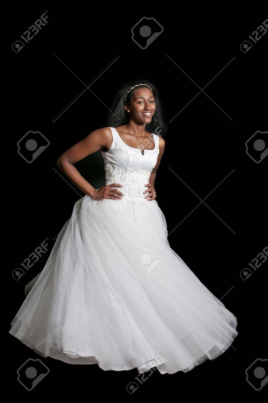 african american weddings african american wedding dresses 5 African and Afrocentric Wedding Traditions
