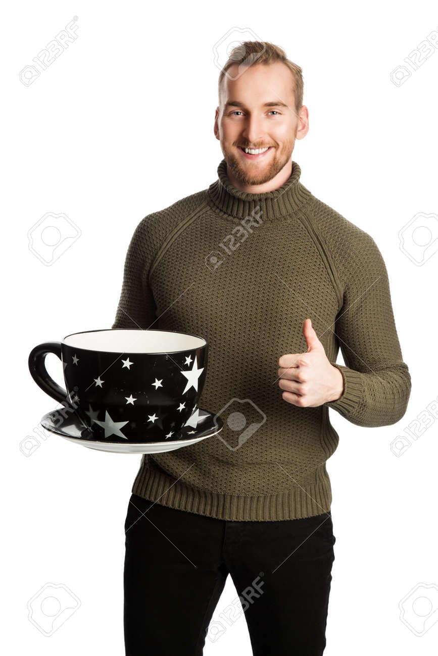 Fullsize Of Oversized White Coffee Mugs
