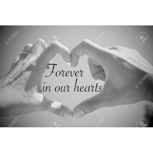 Medium Crop Of Forever In Our Hearts