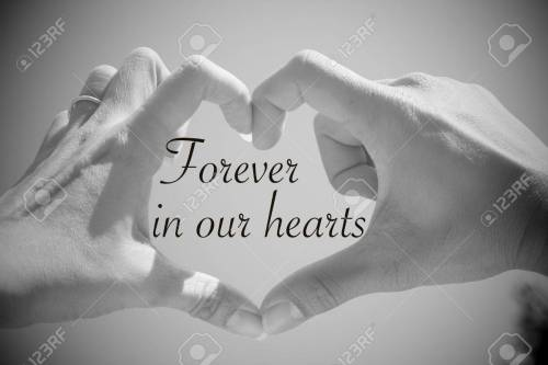 Medium Of Forever In Our Hearts