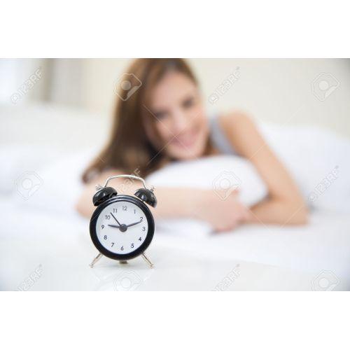 Medium Crop Of Looking At Clock